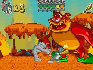 Vecht met de aardsvijanden van Tom en Jerry