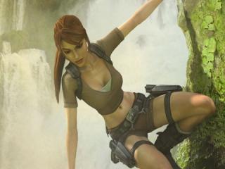 Lara Croft speelt opnieuw de hoofdrol in dit nieuwe, spannende avontuur.