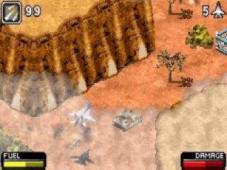 Top Gun Firestorm Advance: Screenshot
