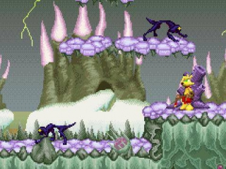 Ty the Tasmanian Tiger 3 Night of Quinkan plaatjes
