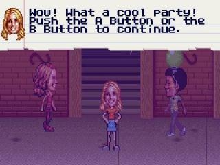 Unfabulous: Screenshot