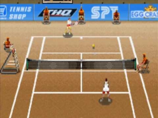 Virtua Tennis: Screenshot