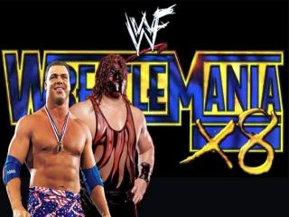 Legendes worden niet zomaar geboren... De worstelaars zijn terug in Wrestlemania X8!