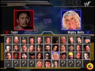 Alle bekende worstelaars zijn van de partij en staan te trappelen om de ring te betreden.