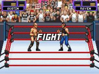 Er zijn verschillende matchtypes mogelijk zoals in een kooi of met meerdere worstelaars.