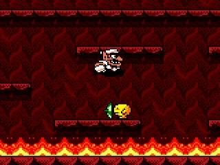 Wario Land 3: Screenshot