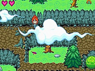 In het mistige bos gaat Bloom op zoek naar avontuur.