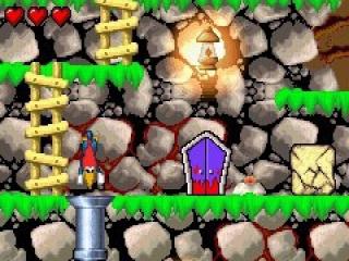 De levels bieden veel platform- en puzzelplezier.