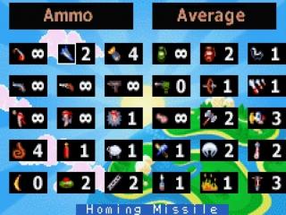 Wanneer je een spel aanmaakt kan je kiezen welke wapens er gebruikt mogen worden.