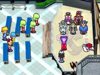 Zelfs in de kerk spelen ze Yu-Gi-Oh.