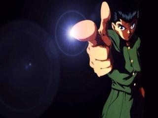 Speel als Yusuke Urameshi, de enige echte <a href = https://www.mariogba.nl/gameboy-advance-spel-info.php?t=Spirit_Stallion_of_the_Cimarron target = _blank>spirit</a> detective!