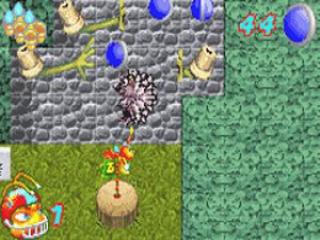 Het spel zit boordevol verborgen ruimtes en bonuslevels. Aan jou om ze allemaal te ontdekken.