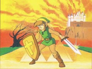 Kruip in de huid van Link, de held van Hyrule.