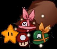 Mr M Sinterklaas Mario GBA