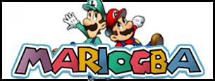 Logo Mario GBA
