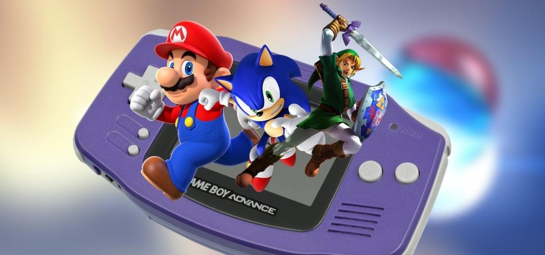 Mario, Sonic en Zelda op de GameBoy voor gamers