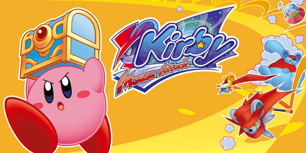 Kirby: Mouse Attack (DS, 2007)