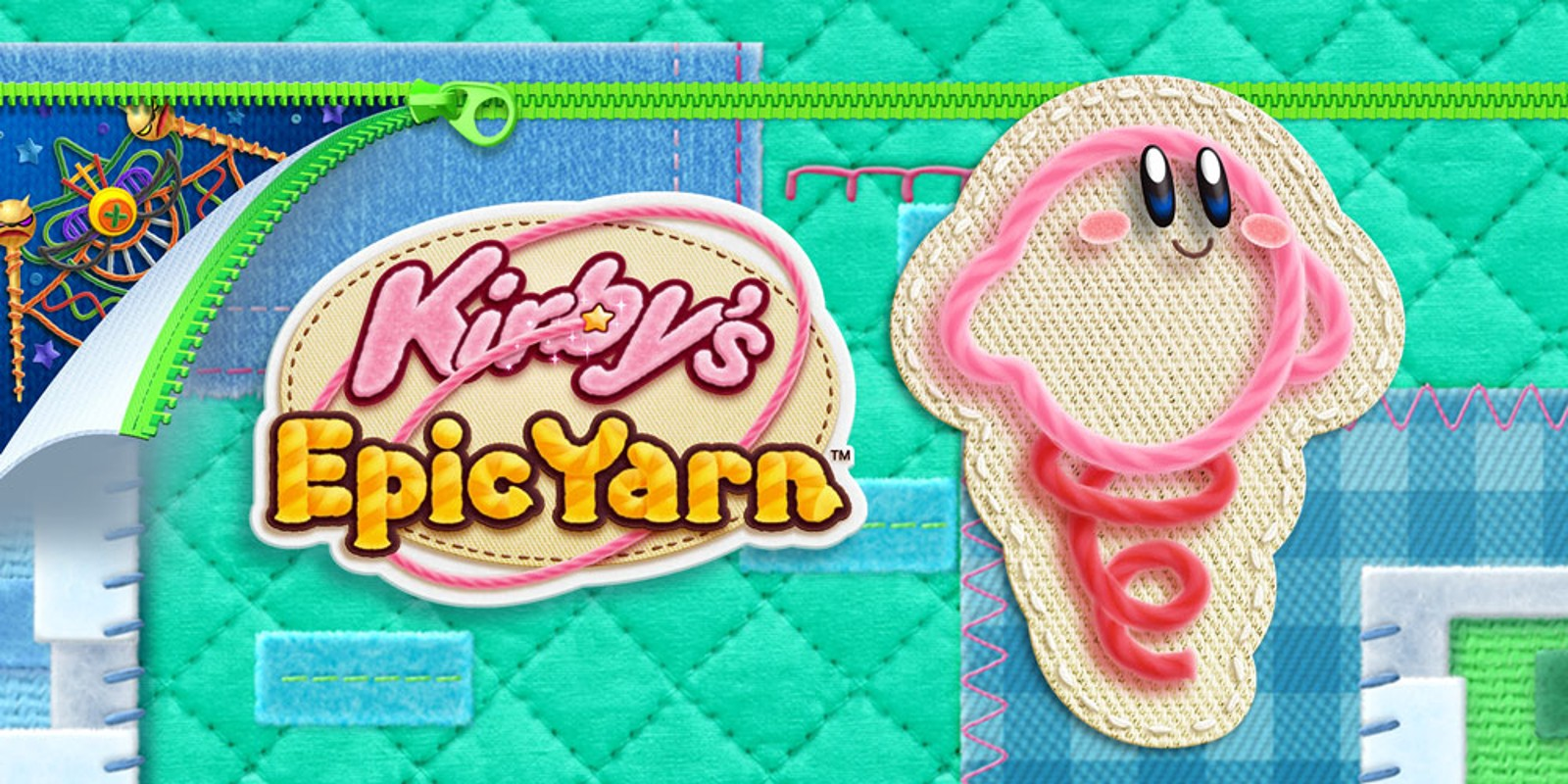 Kirby's Epic Yarn (Wii, 2010)