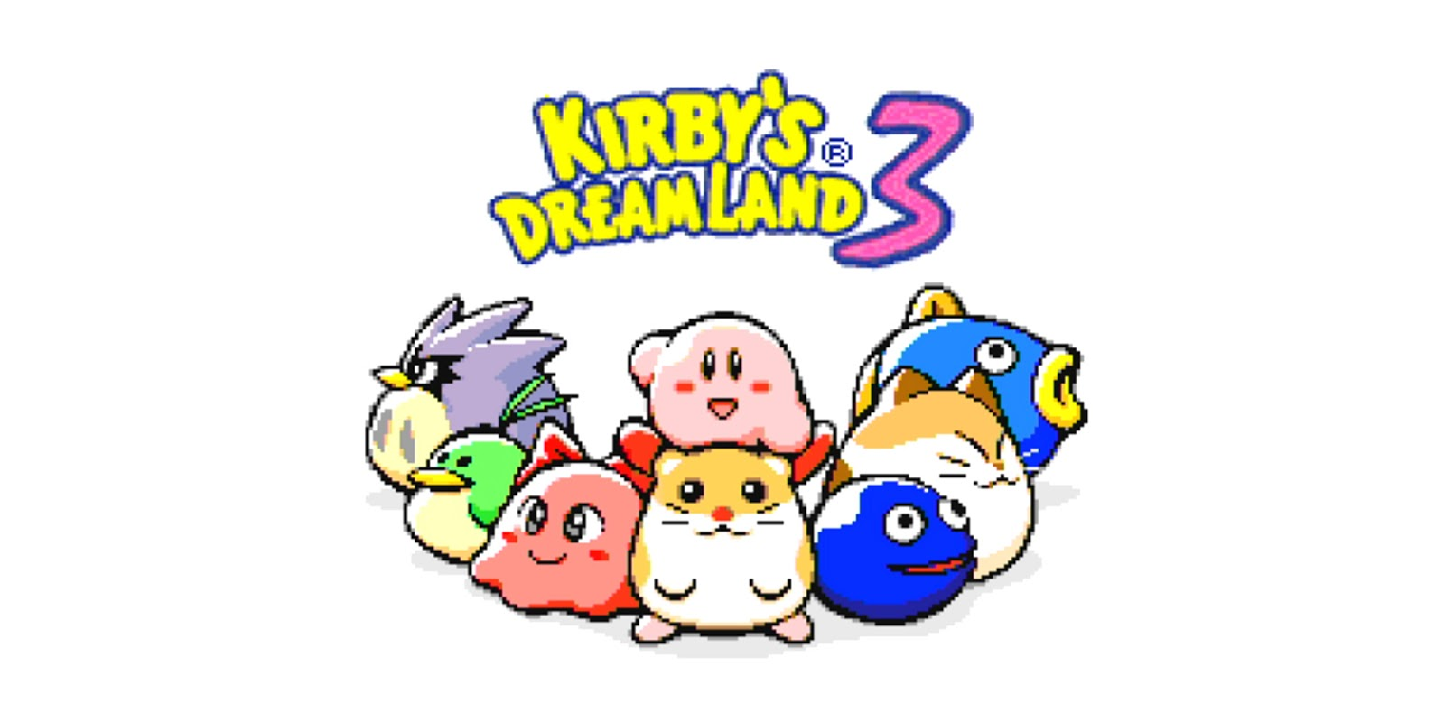 Kirby's Dream Land 3 (Super Nintendo Entertainment System, 1997)