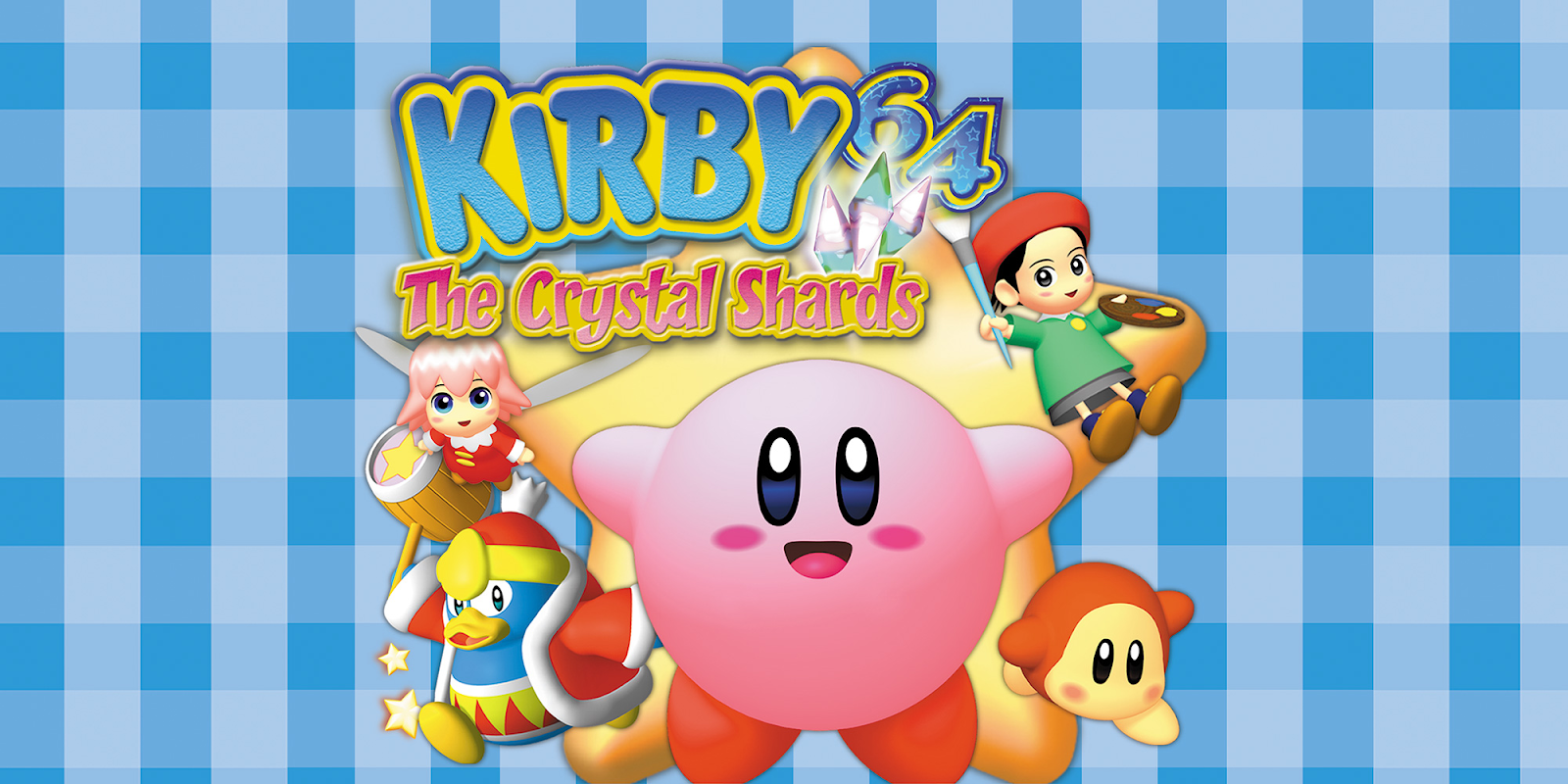 Kirby 64: The Crystal Shards (Nintendo 64, 2000)