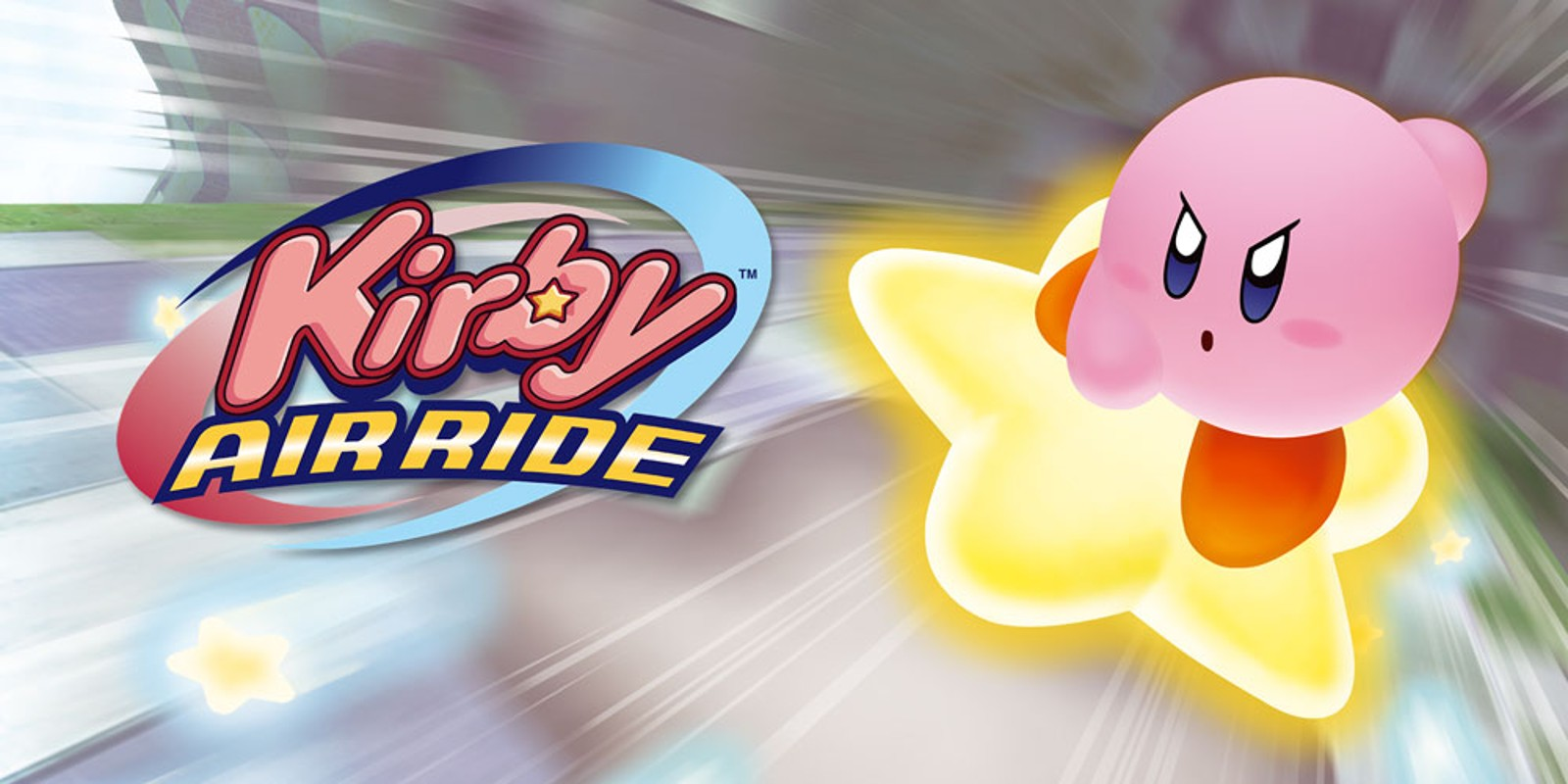 Kirby Air Ride (GameCube, 2003)