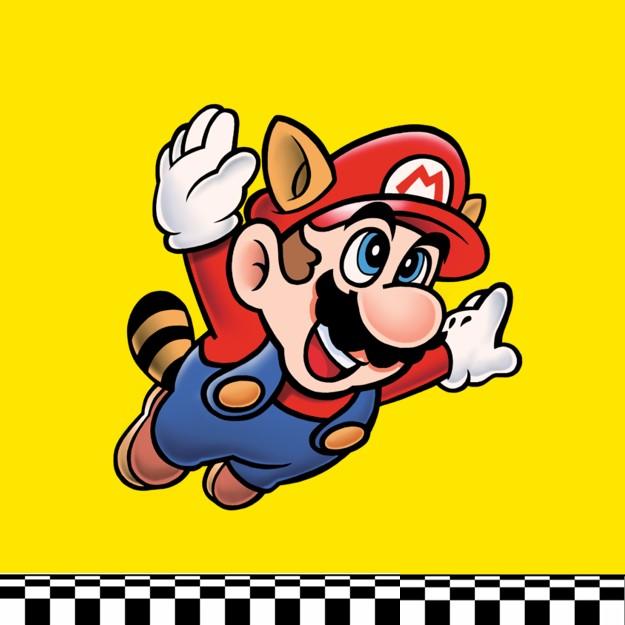 Super Mario Bros 3 op de GBA