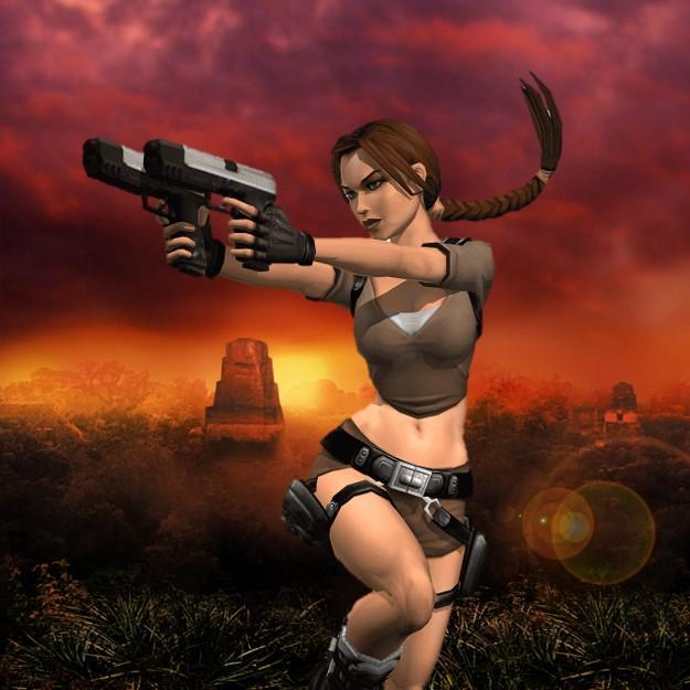 Lara Croft en James Bond voor de GameBoy Advance